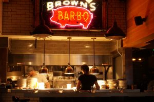Brown's BBQ